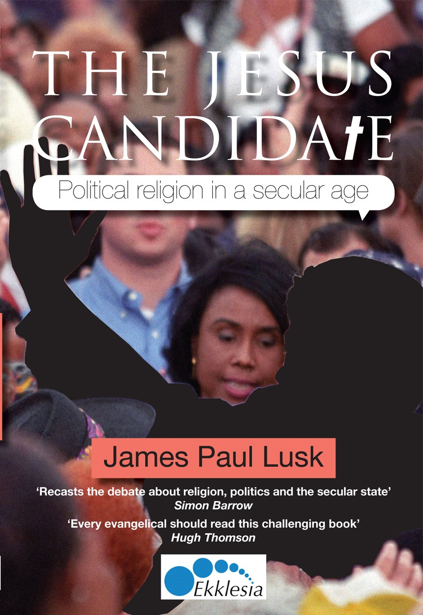 The Jesus Candidate cover